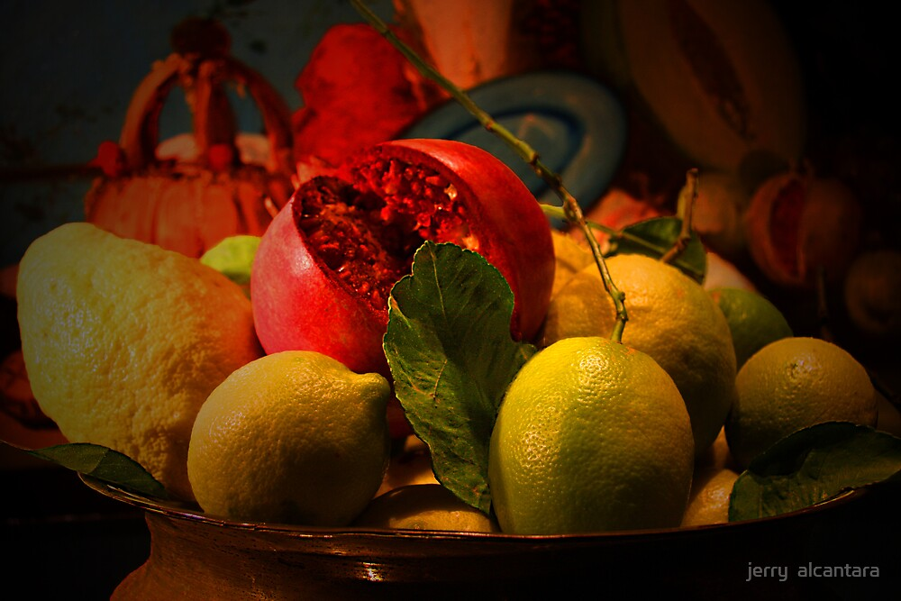 Lemons by jerry  alcantara