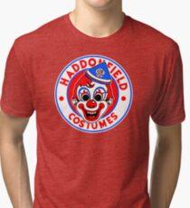 Haddonfield costumes Tri-blend T-Shirt