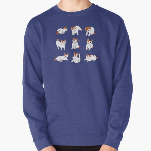 Nine Cats Pullover Sweatshirt