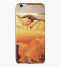Frederic Leighton - Flaming June iPhone Case