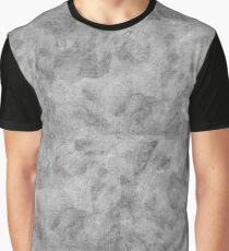 Ambient Canvas Texture Graphic T-Shirt