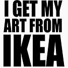 Ikea is go! by bauman