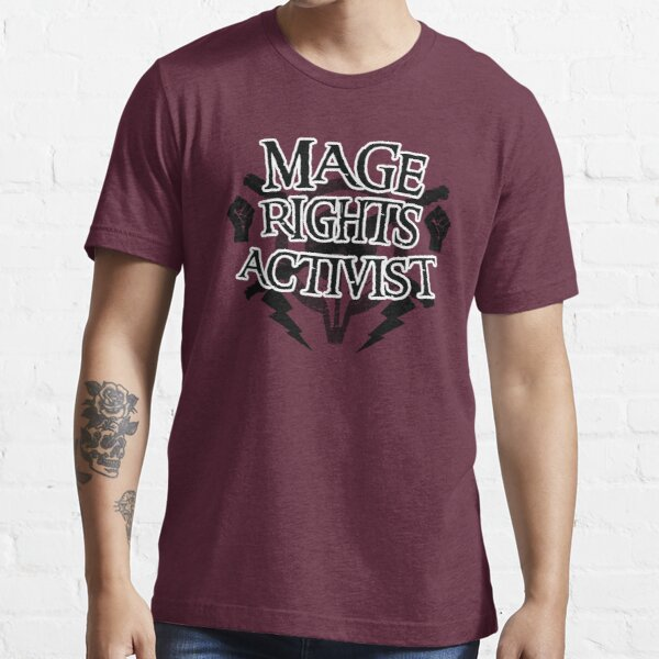 Mage Rights Activist Essential T-Shirt