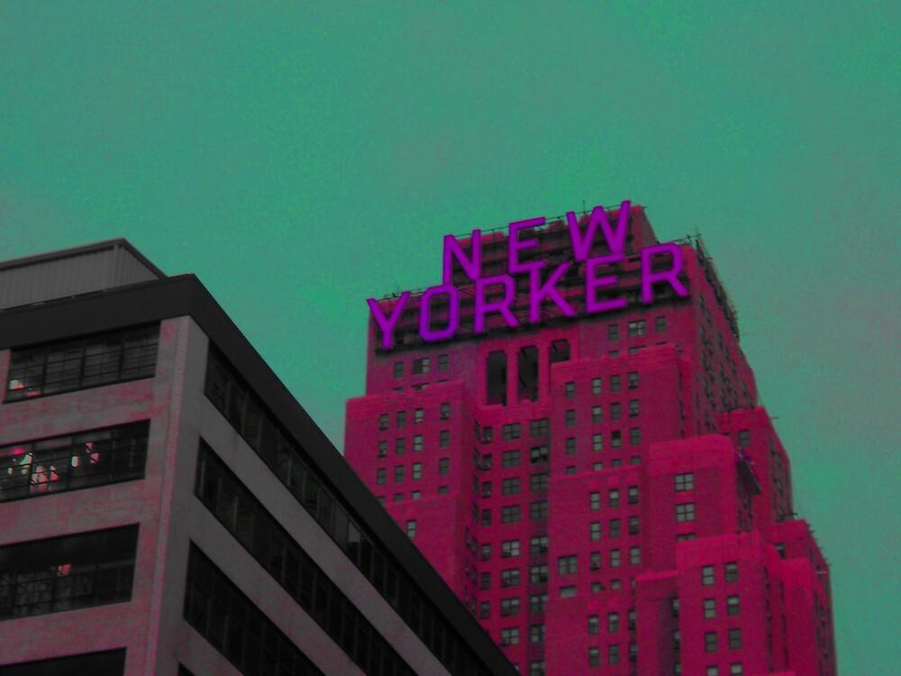 New York, New York by Ezza