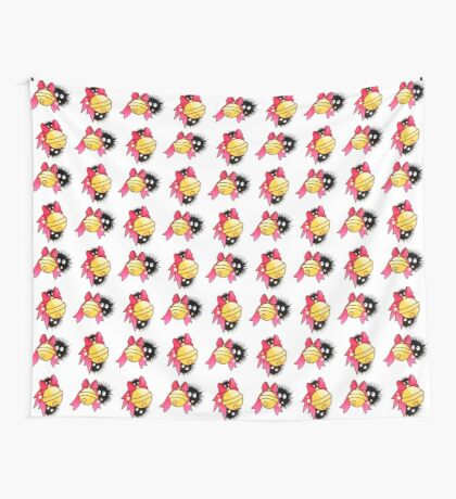 Soot Sprites Bells Wall Tapestry