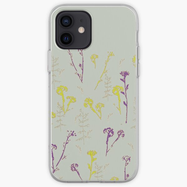 Wild Flowers iPhone Soft Case