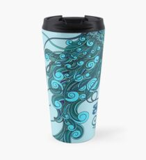 String Cheese Incident Jelly Fish Travel Mug