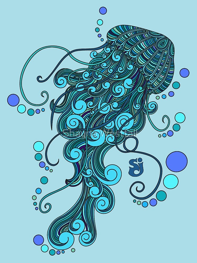 String Cheese Incident Jelly Fish by rickitywrecked