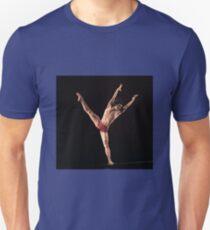 DANCE / Dancer in Red Unisex T-Shirt
