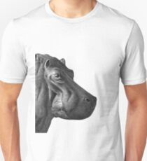 Hungry Hungry Hippo Unisex T-Shirt