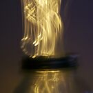 Fireflies Jar by lucindaD