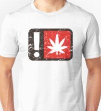 Contains Marijuana - Symbol Unisex T-Shirt