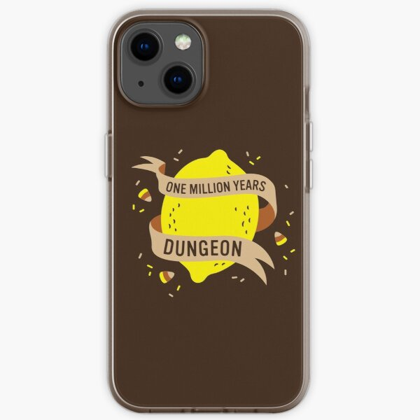 One Million Years Dungeon iPhone Soft Case