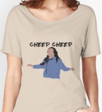 The Room - Cheep Cheep Women's Relaxed Fit T-Shirt