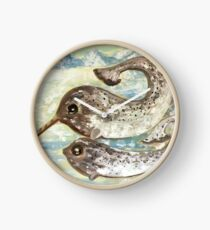 Narwhal 2 Clock
