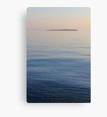 morning water Canvas Print