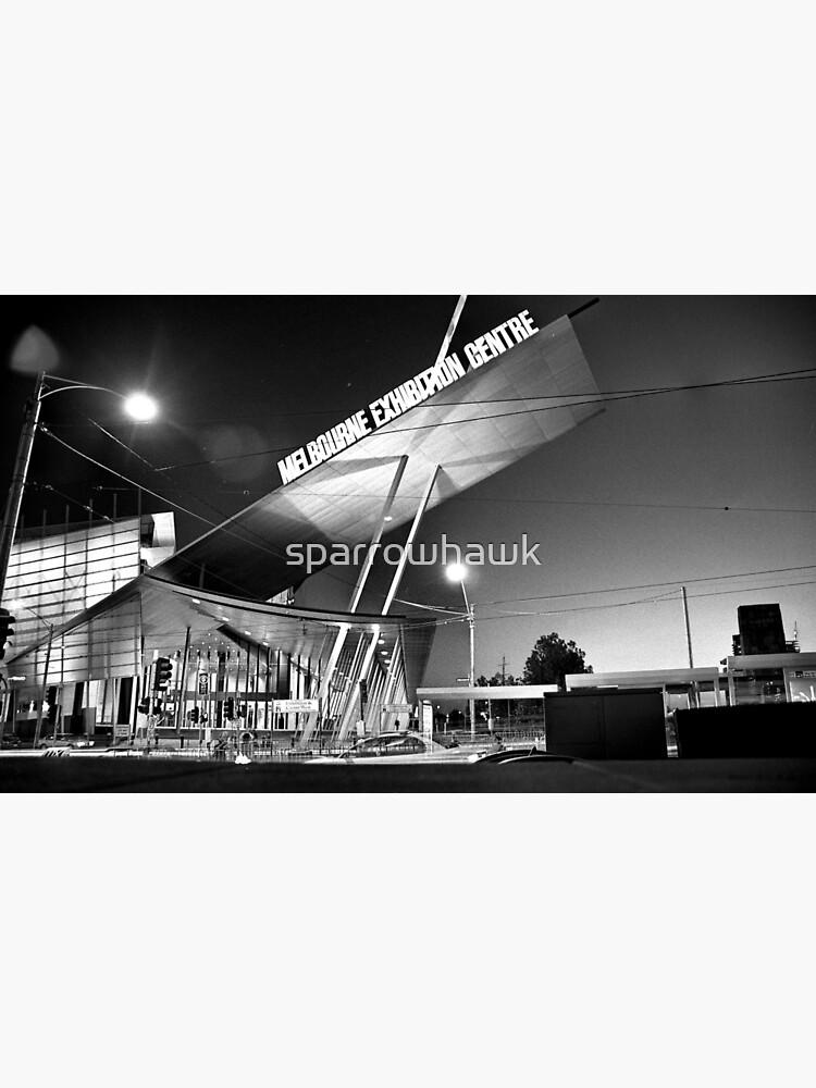 Melbourne Series - Exhibition Centre by sparrowhawk