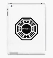 Dharma Initiatives iPad Case/Skin