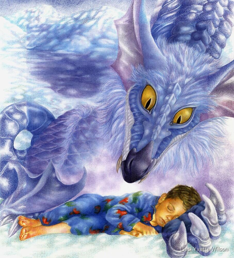 Dragon Storm - 02 by Liesl Yvette Wilson