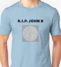 RIP John B - Labyrinth  Unisex T-Shirt