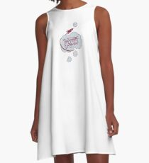 Imagination will take you everywhere A-Line Dress