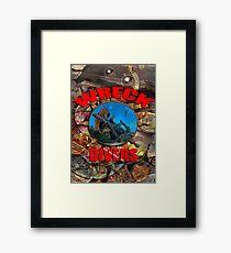 Wreck Divers Framed Print