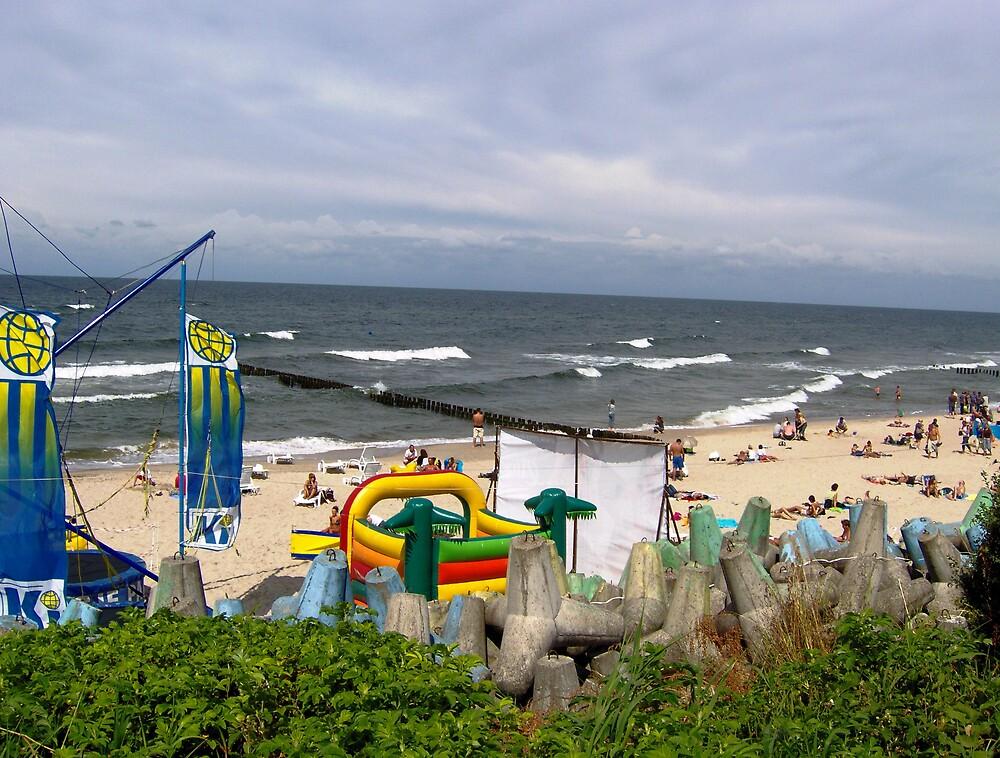 The Beach by Patrick Ronan