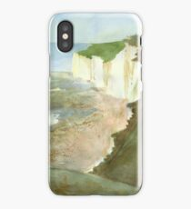 Cliffs by Mary Faux Jackson iPhone Case/Skin
