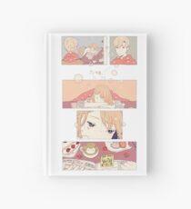 take care. Hardcover Journal