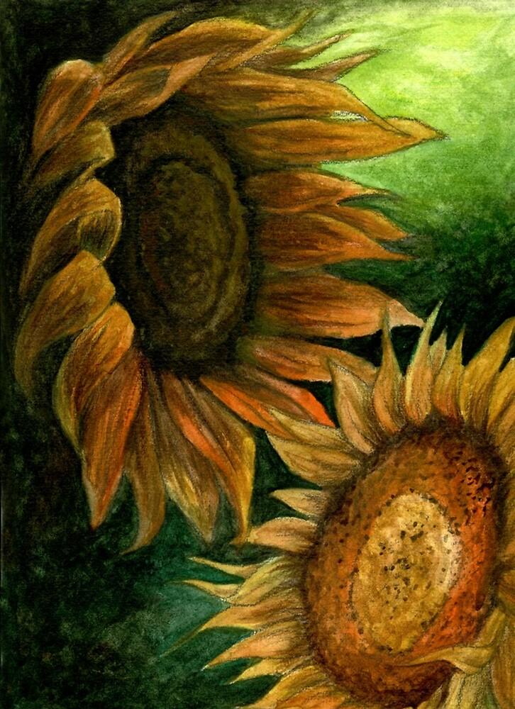 Emerald Suns by John Houle