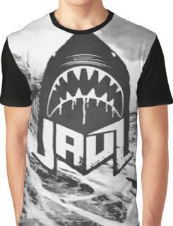 Juaz B&W Tapestry Graphic T-Shirt