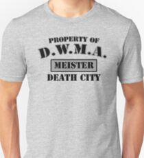 D.W.M.A. Meister Uniform T-Shirt