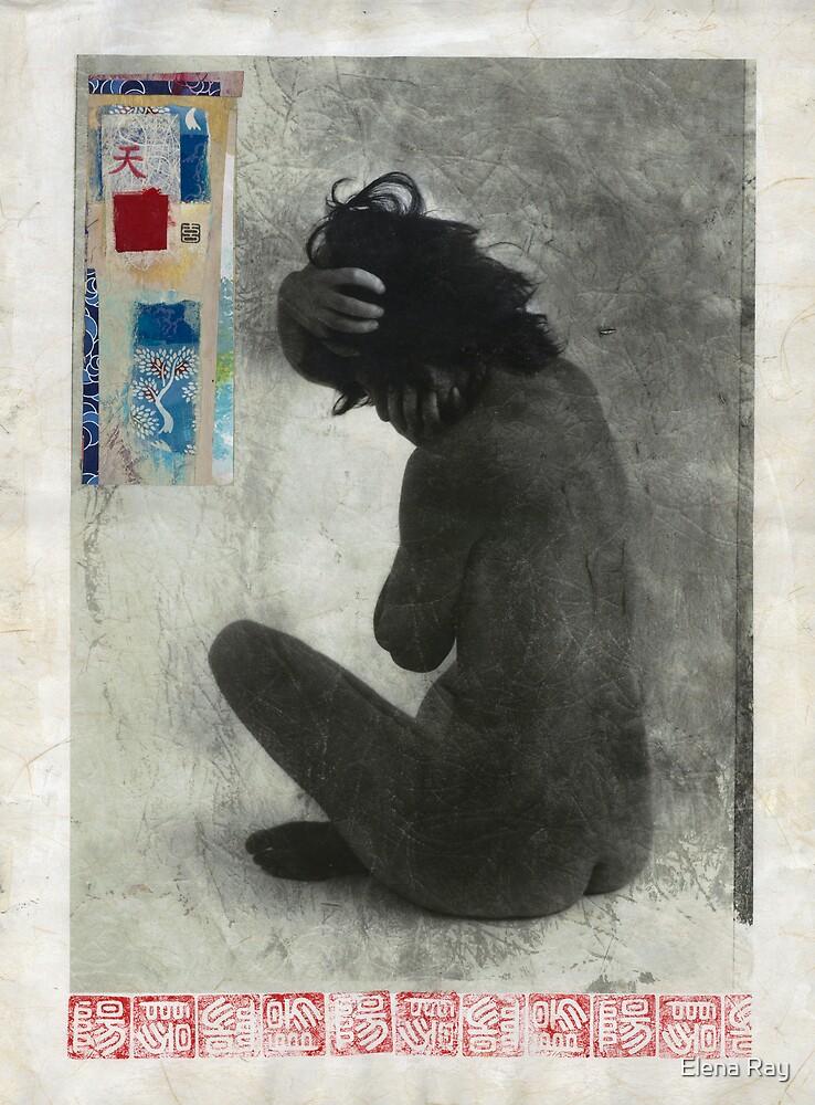Anguished Heaven by Elena Ray