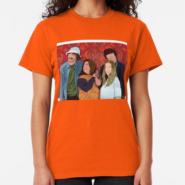 The Beatles Men/'s All My Loving T-shirt orange Large