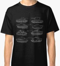 TANKS WW2 Classic T-Shirt
