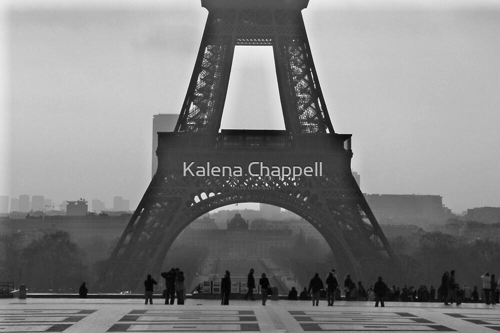 Une Jolie Promenade by Kalena Chappell