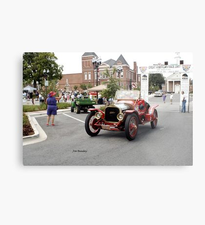 Great American Race 2007 McMinnville Tennessee Metal Print