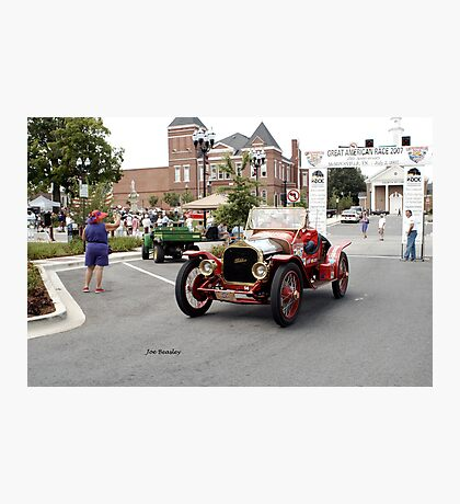 Great American Race 2007 McMinnville Tennessee Photographic Print