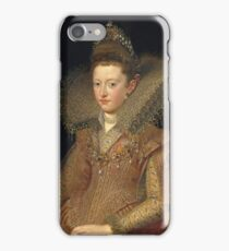 Frans Pourbus The Younger - Margherita Gonzaga (1591–1632), Princess Of Mantua iPhone Case/Skin