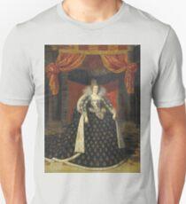 Frans Ii Pourbus - Marie De Medicis, Consort Of Henry Iv, King Of France, 1620 Unisex T-Shirt