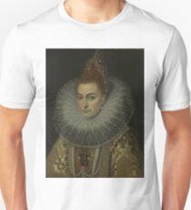 Frans Ii Pourbus - Isabella Clara Eugenia Unisex T-Shirt