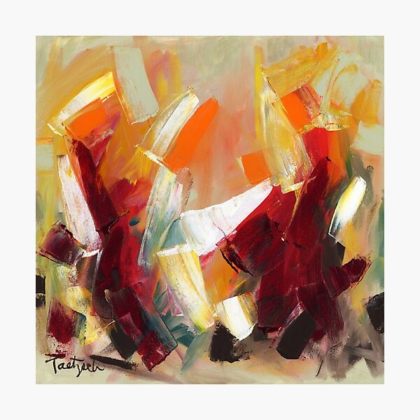 Abstract Art Sixty Photographic Print
