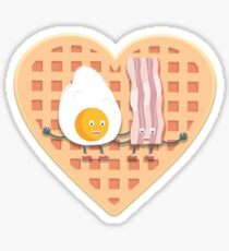 Eggs and Bacon  Sticker