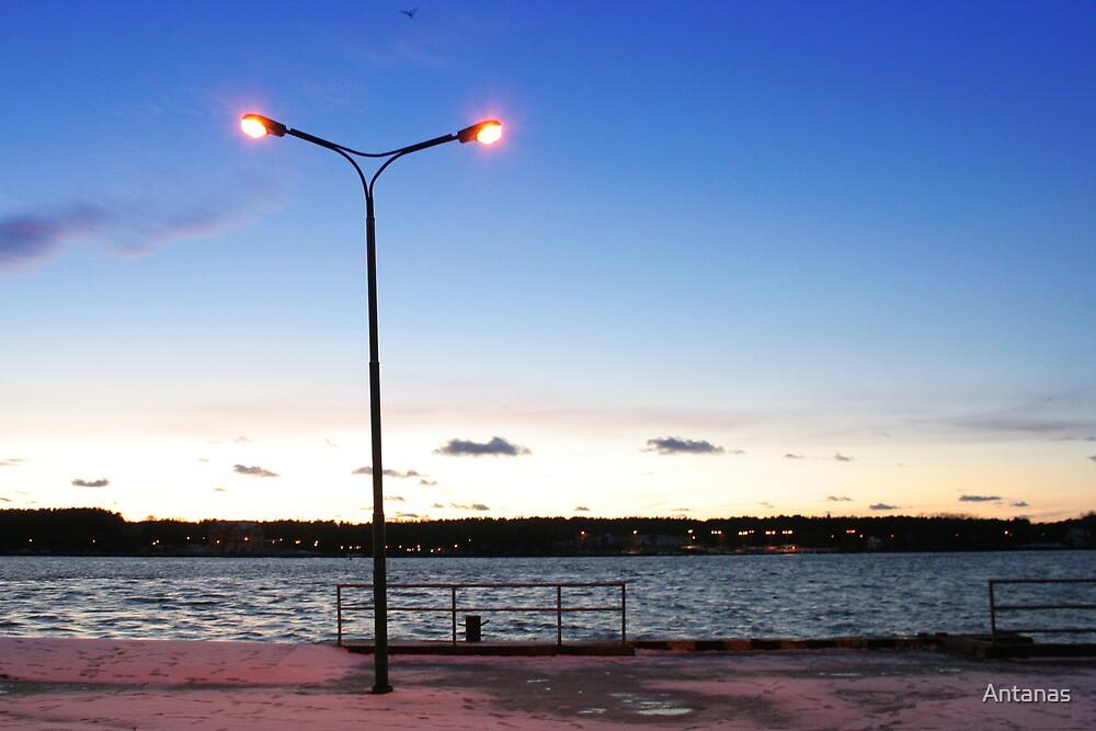 Harbor 2 by Antanas