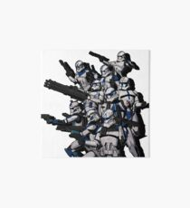 501st Art Board
