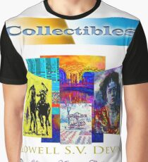 Devin Collectible Collectibles Graphic T-Shirt