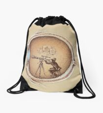 Extraordinary Observer Drawstring Bag