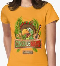 Cinco De Mayo - Mexican Celebration Shirts Womens Fitted T-Shirt