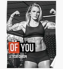 Be The Best Version Of You Poster