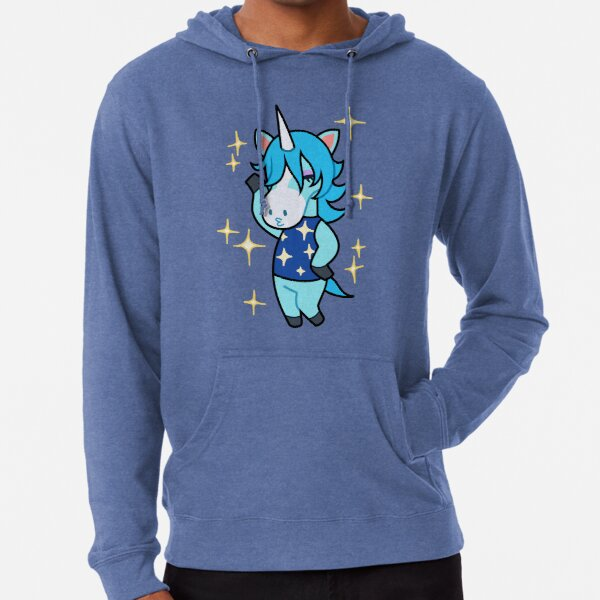 Julian of Animal Crossing Lightweight Hoodie
